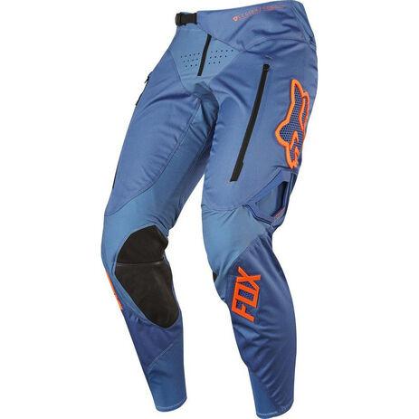 _Pantalon Fox Legion Off Road Cordura Bleu | 17676-002-P | Greenland MX_