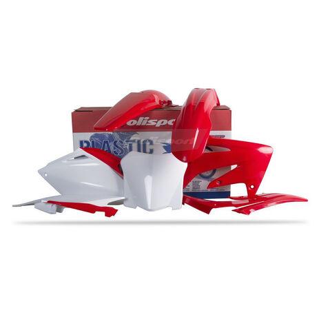 _Kit plastiques polisport CRF 250 06-08 | 90142 | Greenland MX_