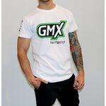 _T-shirt Logo GMX Blanc | PU-TGMX16WT | Greenland MX_