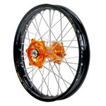 _Roue arriere Talon-Excel KTM SX/SXF 12-.. Husqv. FC/TC 16-.. 19 x 2.15 (Axe 25 MM) Orange-noir | TW693PORBK | Greenland MX_