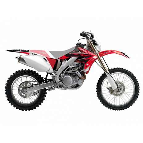 _Kit Deco Blackbird Dream 4 Honda CRF 450 X 04-16 | 2143N | Greenland MX_