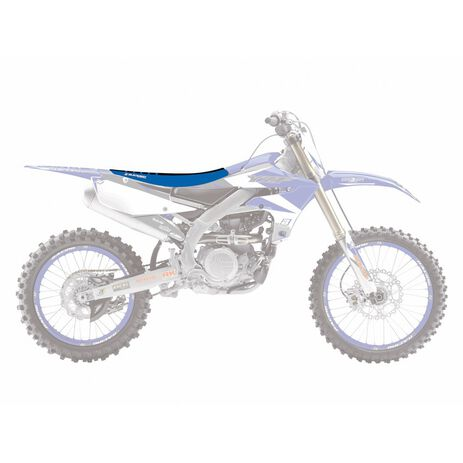 _Housse de selle Blackbird Zebra Yamaha YZ 250 19-.. YZ 450 18-.. | 1249Z | Greenland MX_