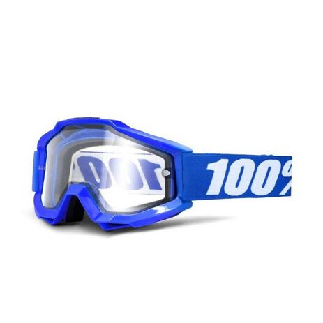 _Lunette 100% Accuri Reflex Blue | 50202.002.02 | Greenland MX_