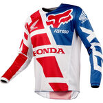 _Maillot Fox 180 Honda Rouge | 19436-003-P | Greenland MX_