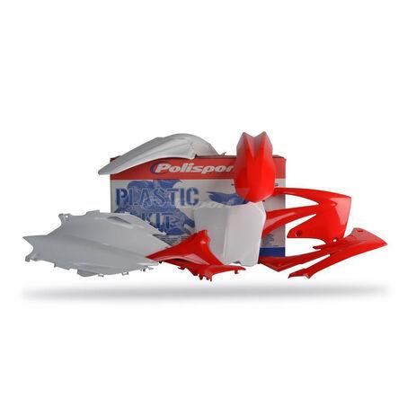 _Kit plastiques polisport CRF 250 10-13 CRF 450 09-12   90154   Greenland MX_