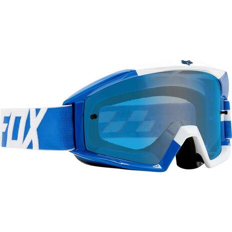 _Lunettes Fox Main Sayak Bleu/Vert | 19970-004-NS | Greenland MX_