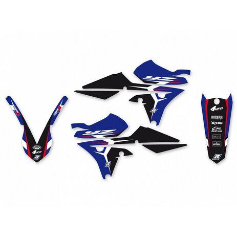 _Kit Deco Blackbird Dream 4 Yamaha YZ 250/450 F 14-17 | 2243N | Greenland MX_