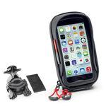 _Porte Smartphone Universel Givi 81x160 mm | S957B | Greenland MX_
