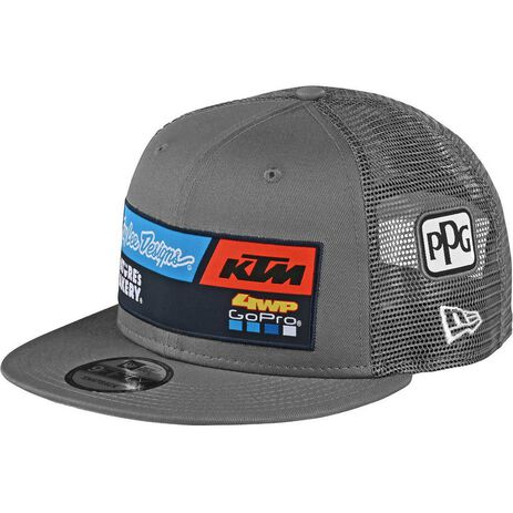 _Casquette Troy Lee Designs KTM Team | 750856002-P | Greenland MX_