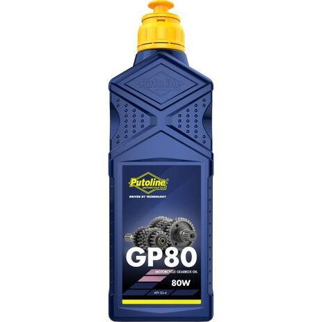 _Huile Putoline GP 80 Boîte de Vitesse SAE 80W 1Lt   PT70172   Greenland MX_