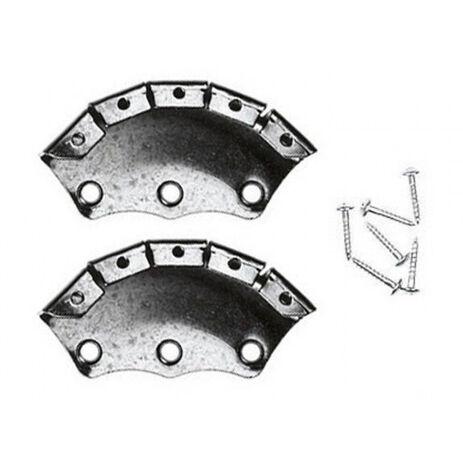 _Fer en acier pour bottes Forma Dominator/Terrain/TX paire | SPPC130-14 | Greenland MX_