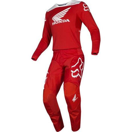 _Pantalon Fox 180 Honda | 21735-003-P | Greenland MX_
