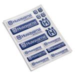 _Planche Décos Husqvarna 3D Logo | 3HS16070900 | Greenland MX_