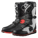 _Bottes Hebo Trial Technical Evo 2.0 Micro Blanc | HT1013B | Greenland MX_