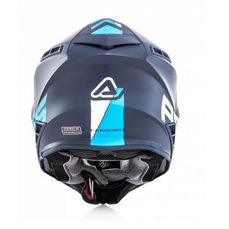 _Casque Acerbis X-Carbon Bleu | 0023424.040 | Greenland MX_