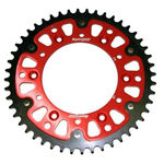 _Couronne Mixte Supersprox BBeta Enduro 2T/4T 13-.. X-Trainer 15-.. Rouge | 0314202 | Greenland MX_