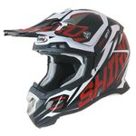 _Casque Shiro MX-917 Thunder Rouge | 977-09 | Greenland MX_