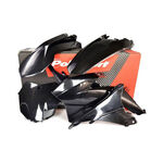 _Kit Plastiques Polisport KTM EXC/ EXC-F 14-16 Noir | 90646-P | Greenland MX_
