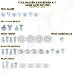 _Kit Vis plastiques Honda CRF 250 R 10-13 CRF 450 R 09-12 | BO-HON-091102 | Greenland MX_