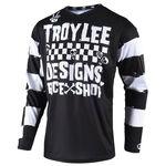 _Maillot Troy Lee Designs Race Shop 500 Noir | 307667000 | Greenland MX_