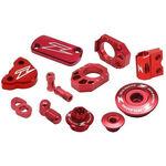 _Kit d'accessoires Aluminium Zeta Racing Suzuki DRZ 400 SM 05-17 Rouge | ZE51-2272 | Greenland MX_