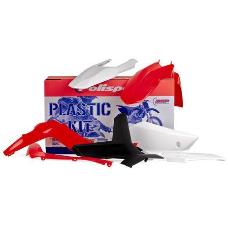 _Kit Plastiques Polisport Gas Gas EC 12-13 Rouge   90488   Greenland MX_