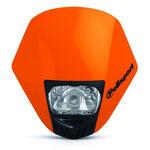 _Plaque Phare Polisport HMX Orange | 8662800005 | Greenland MX_