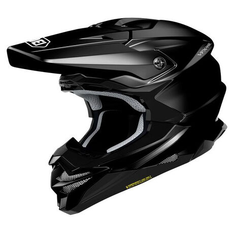 _Casque Shoei VFX-WR Noir | VFXWRBLK | Greenland MX_