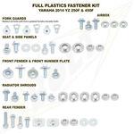_Kit Vis plastiques avec entretoises Yamaha YZ 250/450 F 2014 | BO-YAM-140002 | Greenland MX_