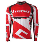 _Maillot Hebo Trial Race Pro II Rouge XL   HE2172RXL   Greenland MX_