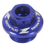 _Bouchon de remplissage huile Kawasaki KX 250 05-08 KX 250 F 04-14 KX 450 F 06-18 KLX 450 R 08-15 Bleu | ZE89-2312 | Greenland MX_