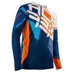 _Maillot Acerbis MX Stormchaser Special Edition Orange Fluo/Bleu | 0022690.204 | Greenland MX_