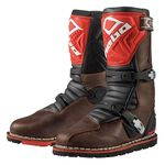 _Bottes Hebo Trial Technical Evo 2.0 Marron | HT1012NTR | Greenland MX_