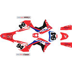 _Kit Autocollant Complète Restyling Kit Honda CRF 450 R 17-19 Roczen Replica 2020 | SK-CRF20RC | Greenland MX_