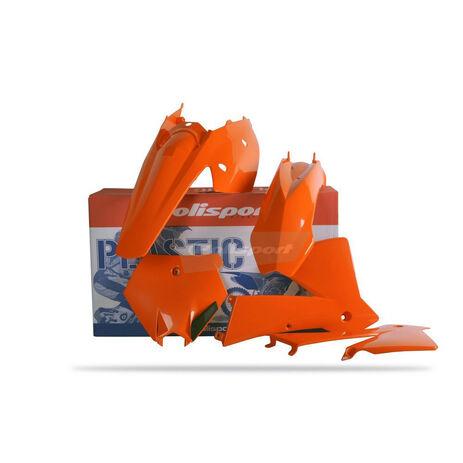 _Kit Plastiques Polisport KTM SX 03-04 EXC 04 EXCF 04   90102   Greenland MX_