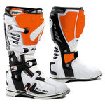 _Bottes Forma Predator Orange/Blanc | FORC420-16 | Greenland MX_