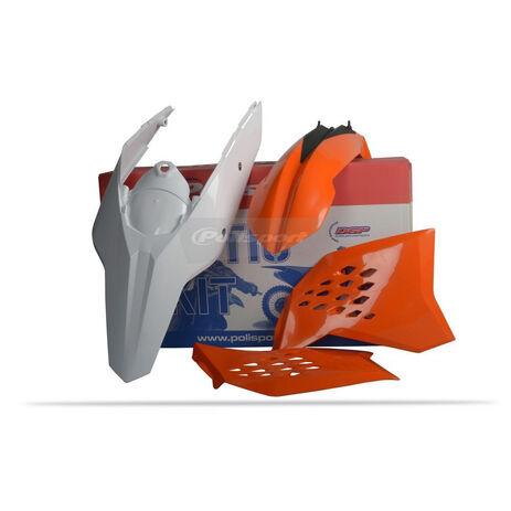 _Kit plastiques polisport KTM EXC-F 08-11 | 90431 | Greenland MX_