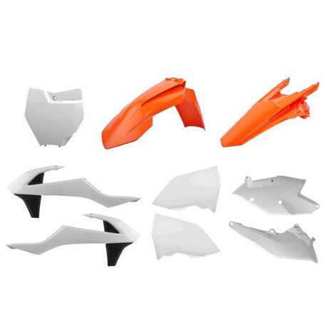 _Kit Plastiques Polisport KTM SX-SX-F 16-18 OEM | 90706 | Greenland MX_