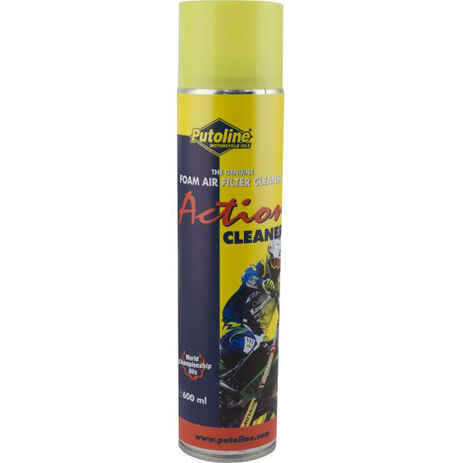 _Nettoyant Putoline Spray Filtres à Air Action Cleaner 600 ml | PT70004 | Greenland MX_