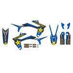 _Kit Deco Blackbird Rockstar Energy Sherco SE/SE-F 13-16 | 2E00L | Greenland MX_