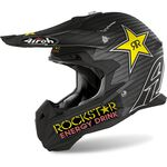 _Casque Airoh Terminator Open Vision Rockstar 2020 Mat | TOVRK235-P | Greenland MX_