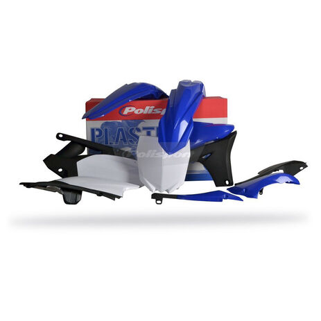 _Kit Plastiques Polisport Yamaha YZ 450 F 10-13 | 90264 | Greenland MX_