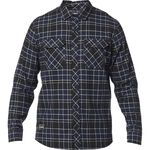 _Chemise Fox Traildust Flannel Midnight | 23826-329 | Greenland MX_