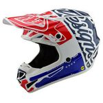 _Casque Troy Lee Polyacrylite Factory | 11100801-P | Greenland MX_