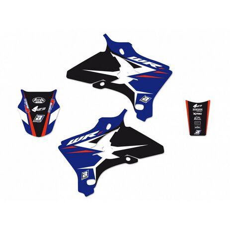 _Kit Deco Blackbird Dream 4 Yamaha WR 250/450 F 05-06 | 2229N | Greenland MX_