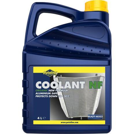 _Liquide de Refrodissement Putoline Coolant NF 4 Litres   PT70057   Greenland MX_