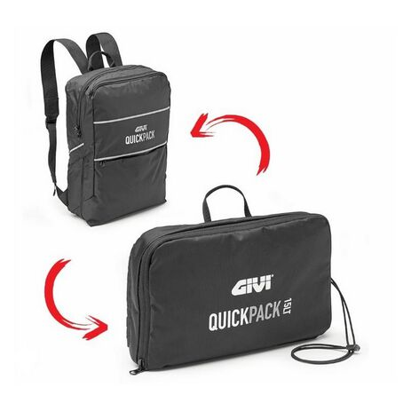 _Pack à Dos Multifonctions Givi 15 L. | T521 | Greenland MX_