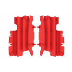 _Kit Grille Radiateur Honda CR 125/250 R 05-07 Rouge | 8459800002 | Greenland MX_