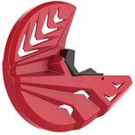 _Protection de Disque et Protecteur de Pied de Fourche Polisport Honda CRF 250/450 R 15-18 | 8151400003 | Greenland MX_
