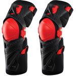 _Genouilleres Thor Force XP Rouge/Noir | 2704-0362P | Greenland MX_